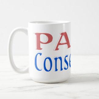 Palin Conservative Mug 2 - pink
