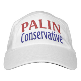 Palin Conservative Performance Hat