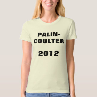PALIN-COULTER 2012 PLAYERAS