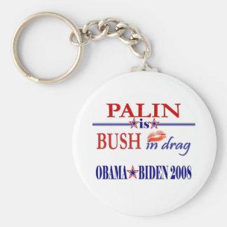 Palin Drag Keychain