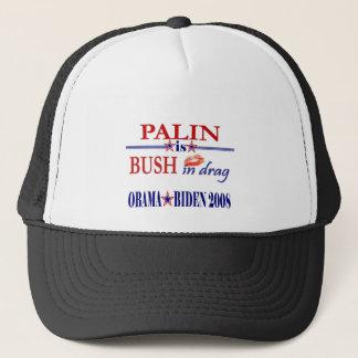 Palin Drag Trucker Hat