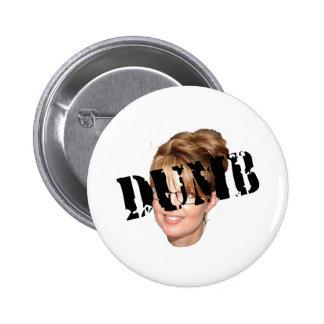 Palin Dumb Buttons