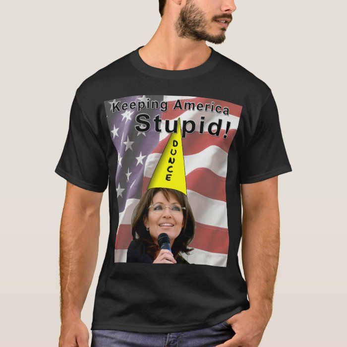 Palin Dunce T-Shirt
