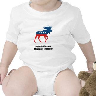 Palin es nueva Margaret Thatcher Traje De Bebé