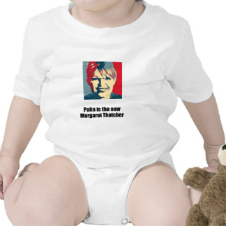 Palin es nueva Margaret Thatcher Camiseta