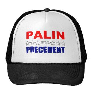 Palin For Precedent Mesh Hat