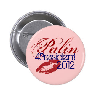 Palin for President 2012 - Button