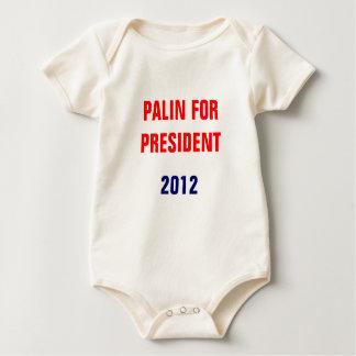 PALIN FOR PRESIDENT, 2012 ROMPER