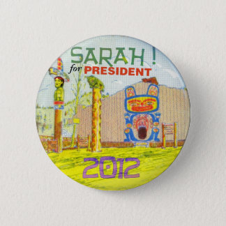 Palin for President Button