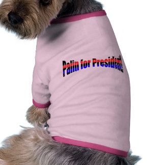 Palin for President Red n blue Shirt