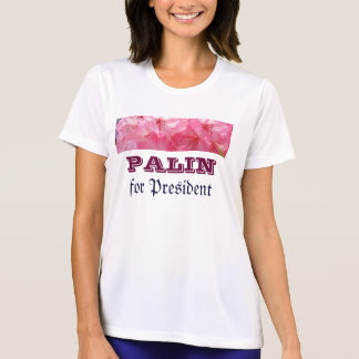Palin for President tee shirts We are the Change