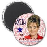 Palin for Veep Magnet Magnets