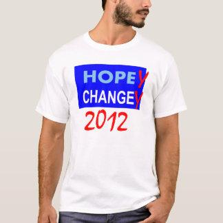 palin hopey changey 2012 T-Shirt