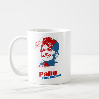 Palin Huckabee Coffee Mugs