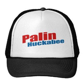 Palin Huckabee Hat