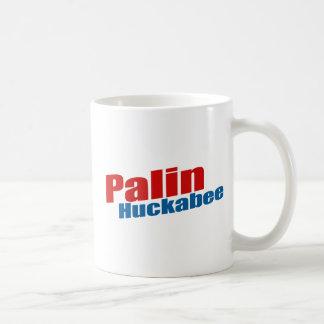 Palin Huckabee Mugs