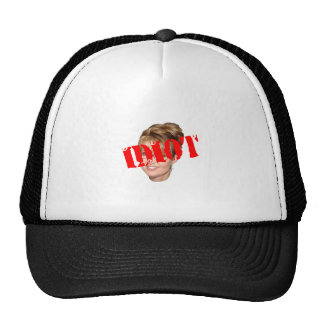 Palin Idiot Mesh Hat