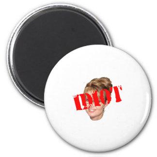 Palin Idiot Magnet
