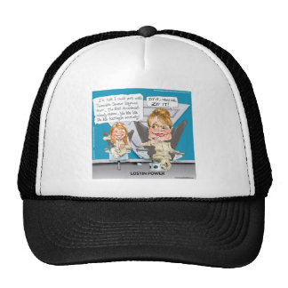 Palin & McDonnel Funny Gifts Tees & Collectibles Mesh Hats