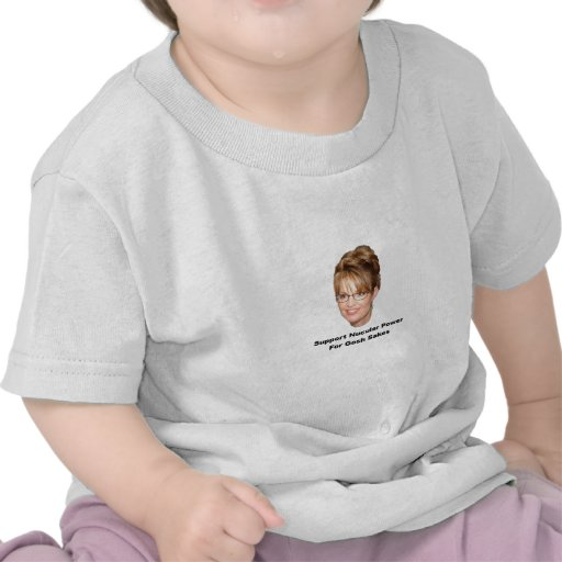 Palin Nucular Power Tee Shirt