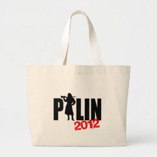 Palin Packing 2012 Jumbo Tote Bag