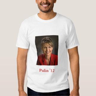 Palin, Palin '12 T-shirts