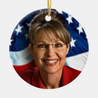Palin para el presidente ornato
