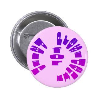 ¡Palin para el presidente! Pin Redondo De 2 Pulgadas