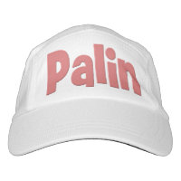 Palin Performance Hat, pink Headsweats Hat