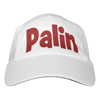 Palin Performance Hat, red Headsweats Hat