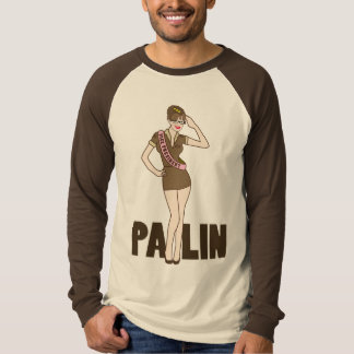 Palin Pin Up T-Shirt