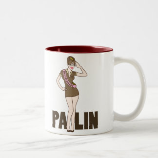 Palin Pinup Mug