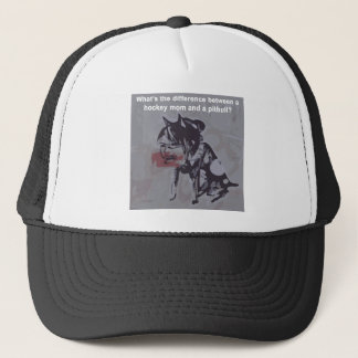 palin pitbull trucker hat