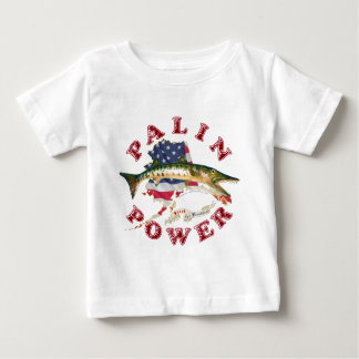 Palin Power Baby T-Shirt