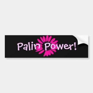 Palin Power! Car Bumper Sticker
