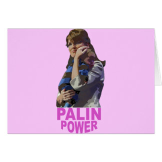 Palin Power Card