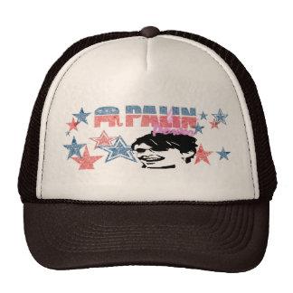 Palin Power Republican Vintage Trucker Hat