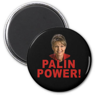 Palin Power! Sarah Palin T shirts and Apparel Magnet