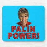 Palin Power! Sarah Palin T shirts and Apparel Mousepad