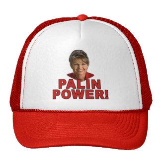 Palin Power! Sarah Palin T shirts and Apparel Trucker Hat