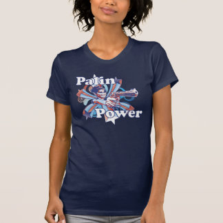 Palin Power Woman's Shirt