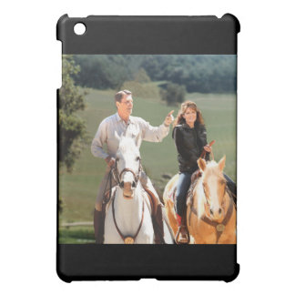Palin & Reagan Horseback Riding iPad Mini Cases