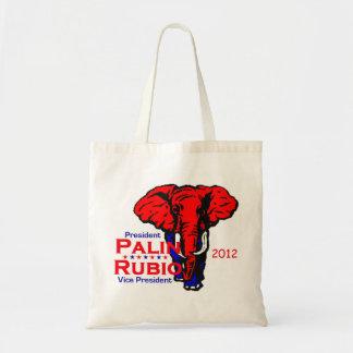 Palin Rubio 2012 Bag