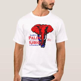 Palin Rubio 2012 T-Shirt