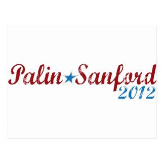 palin sanford 2012 postcard