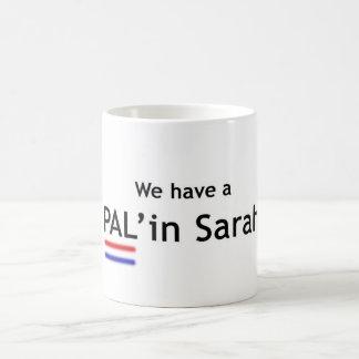 PAL'in Sarah Mug