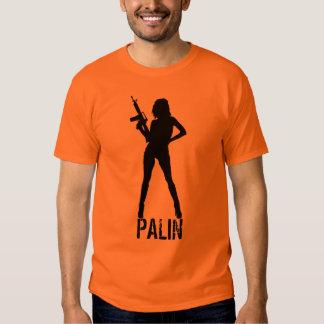 Palin Silhouette Tee Shirt