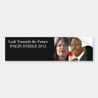 Palin Steele 2012 Bumper Sticker