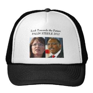 Palin Steele 2012 Trucker Hat