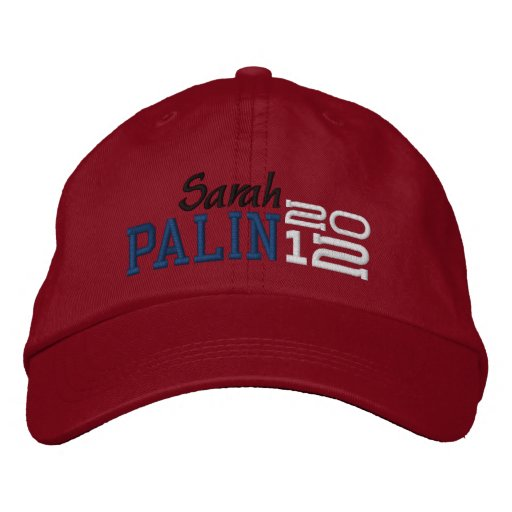 Palin Twenty Twelve 2012 Embroidered Baseball Hat